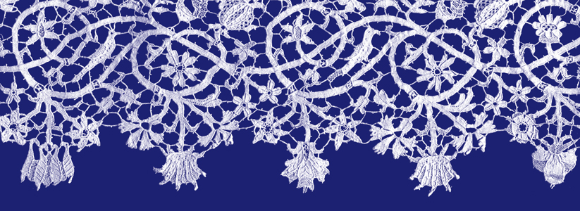 From the Lace Museum of Venice (http://museomerletto.visitmuve.it/en/home/)