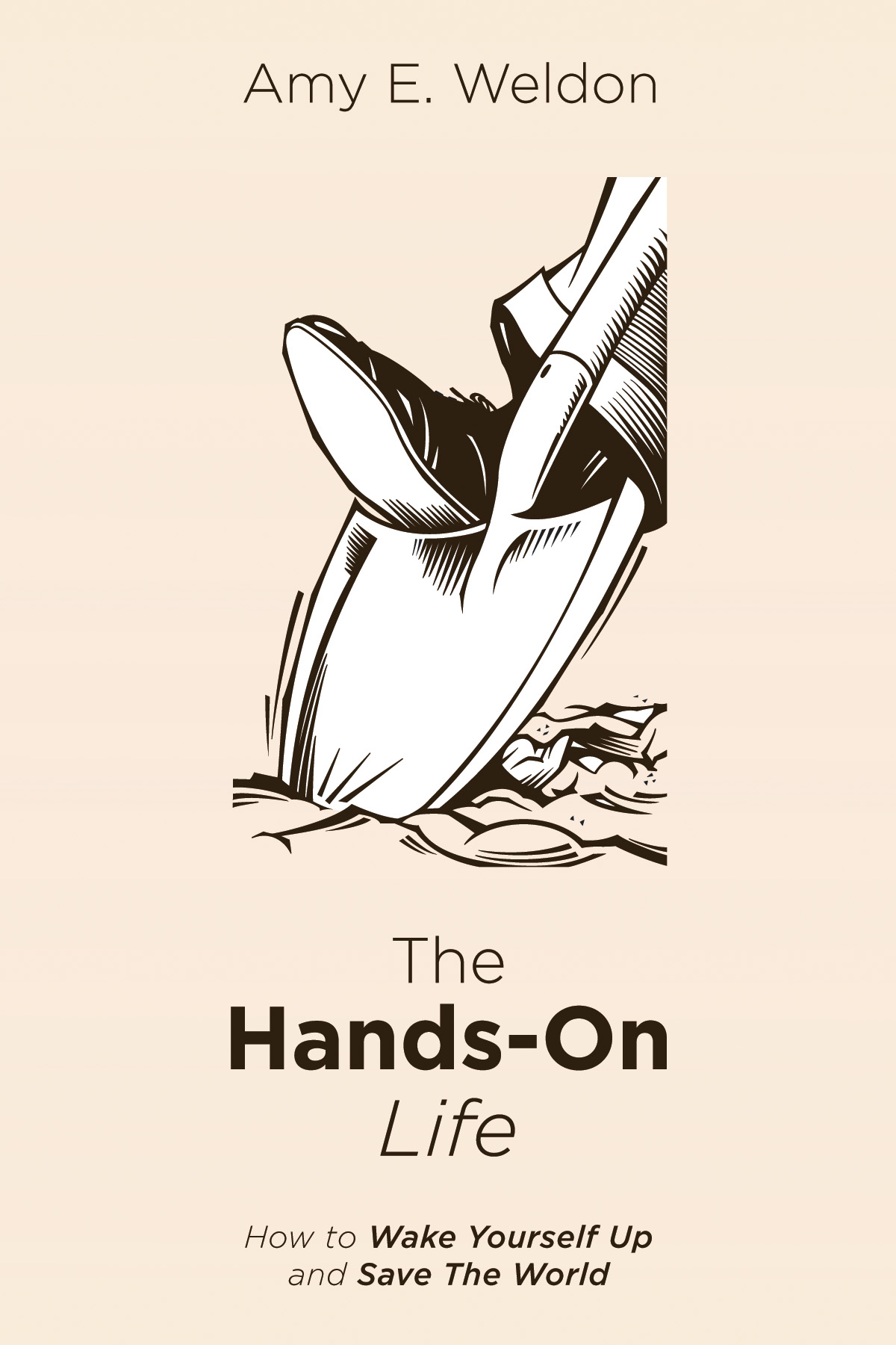 The Hand's-On Life cover